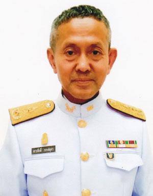Major General Dabsak Gongsamut